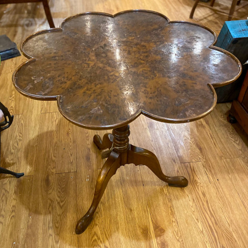 Antique Tilt Top Parlor Table