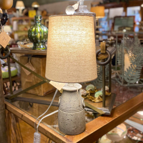 Barton Distressed Accent Lamp