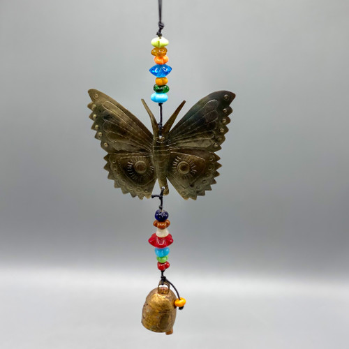 Butterfly & Beads MBH-699 Wind Chime