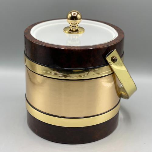 Mid Century Modern Morgan Ice Bucket