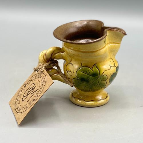 Small Pottery Cup, Liechtenstein