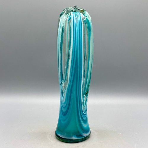 Blues Decorative Blown Glass