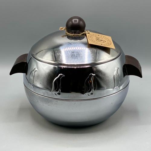 Vintage West Bend Penguin Ice Bucket