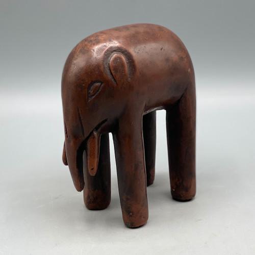 Vintage Tribal Elephant Sculpture, Austin Products Inc, 1972