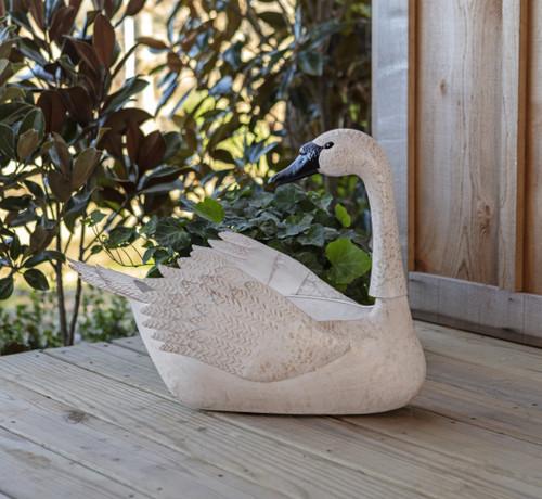 Swan fountain