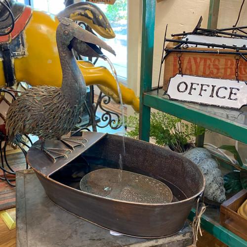 Pelican Fountain