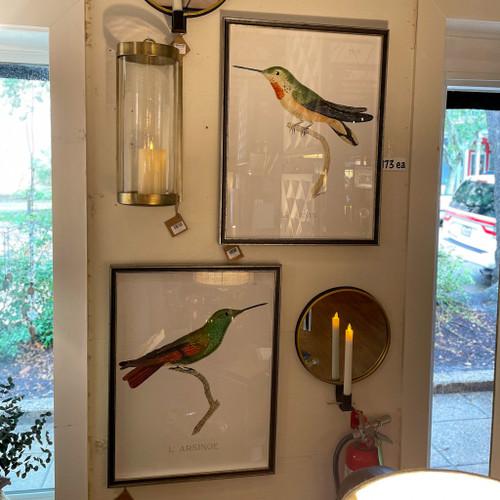 Hummingbird Wall Decor