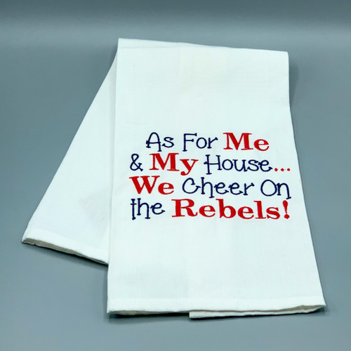 Rebels Tea Towel