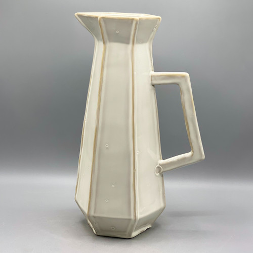 Tall Ceramic Vase w/Handle