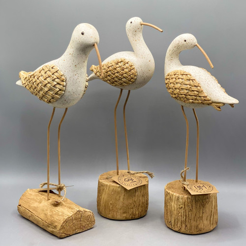 Shorebird Sculptures