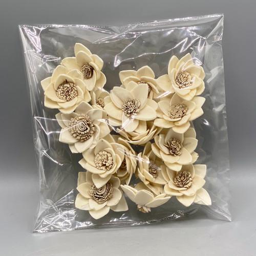 Bag of Dried Rukmani Flowers