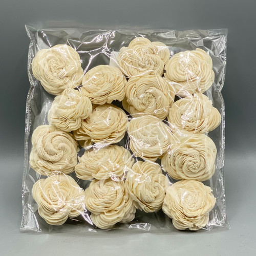 Bag of Dried Shell Flowers