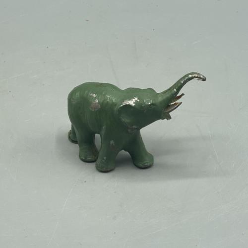 Aluminum Green Elephant