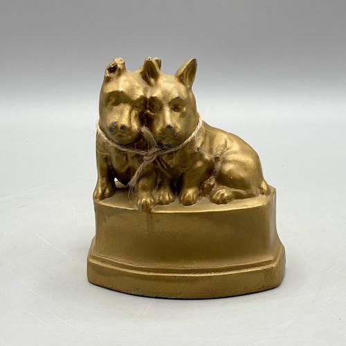 "1930s Scottie Dogs ""NuArt Creations"" NYC"