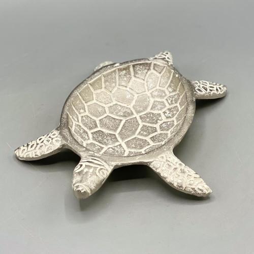 Aluminum Turtle Dish