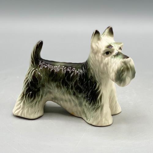 Vintage Ceramic Scottish Terrier, Japan