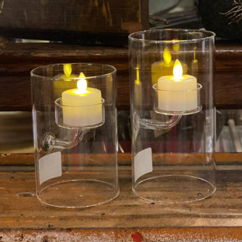 Suspended Tealight Candle Holder Hurricane