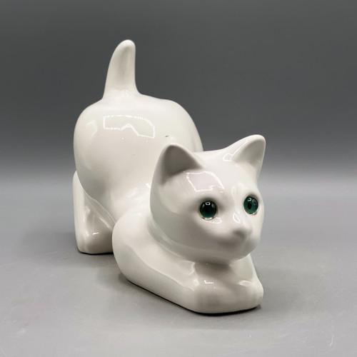 ELPA Playful Ceramic Cat