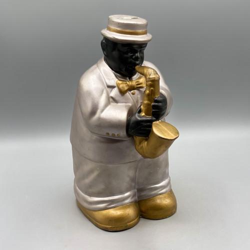 Vintage Sax Player Bank