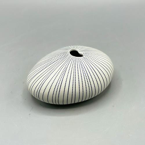 Sea Urchin Pebble Vase