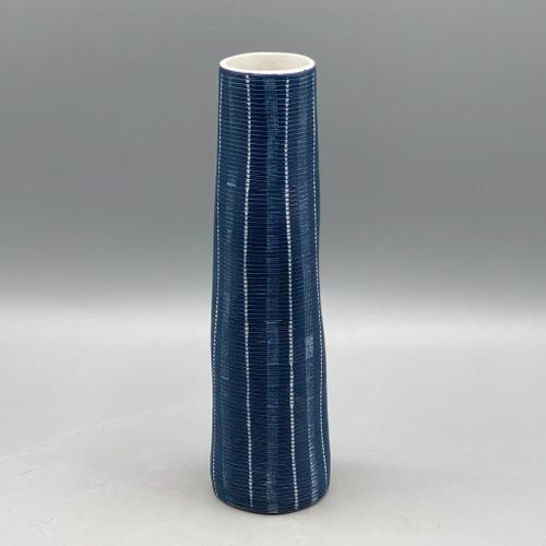 Blue Koza Vase