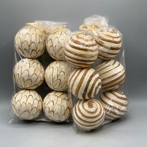 Decorative Balls in Bag, Vase Filler