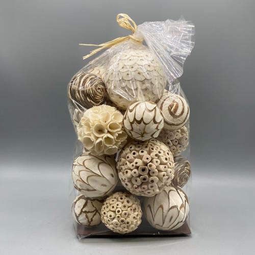 Dried Sola Ball Bag Mix