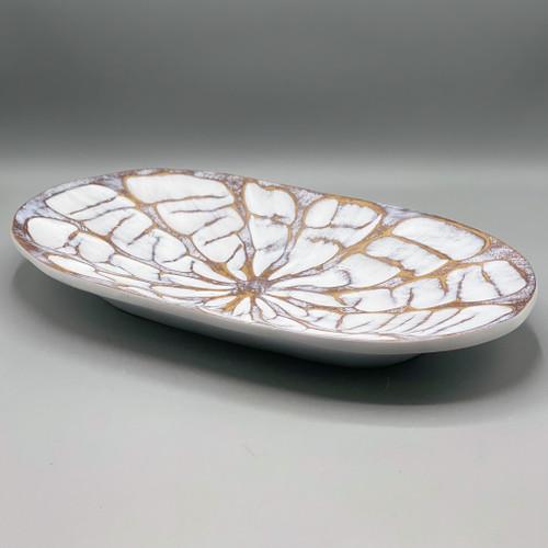 Decorative Oblong Plate