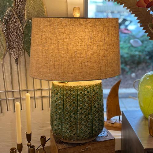 Duncan Ceramic Table Lamp