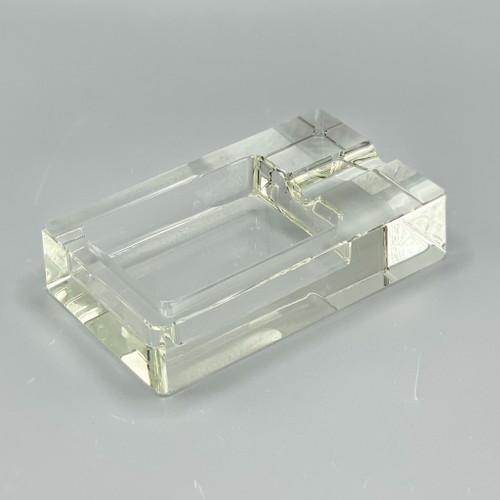 Rectangle Cigar Glass Ashtray