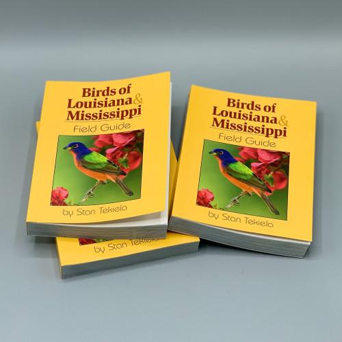 Birds of LA & MS Book