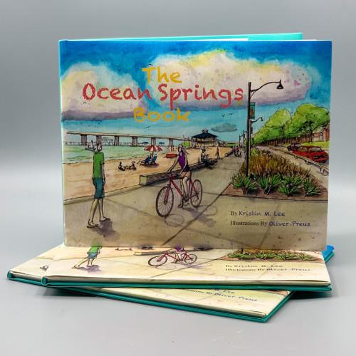 The Ocean Springs Book by Kristin M. Lee