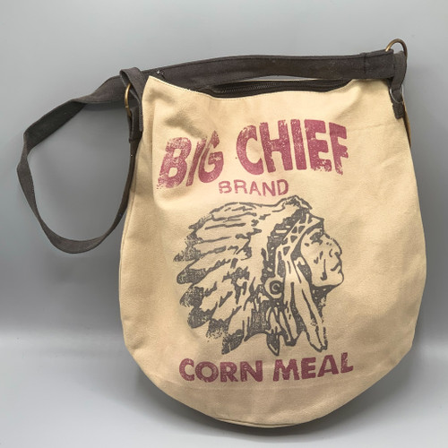 Big Chief Canvas Tote