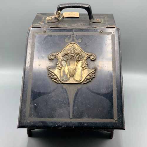 Antique Coal Bin