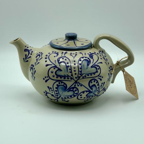 Beaumont Brothers Porcelain Teapot