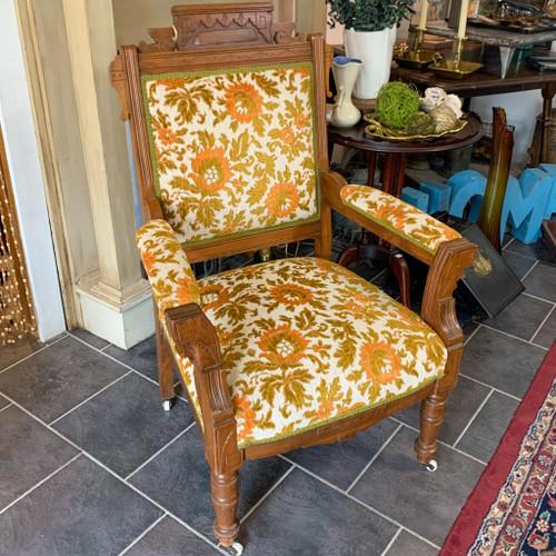 Vintage Eastlake Chair