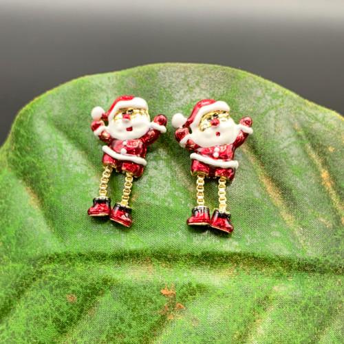 Dangly Legs Santa