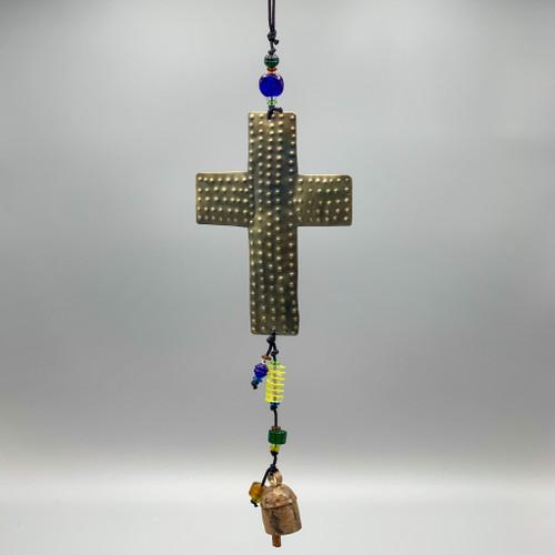 Hammered Cross Nana Chime