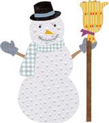 Snowman Quick Simple Appliqué