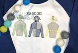 Jockey Trio Quick Stitch