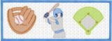 Faux Smocked Baseball Quick Stitch