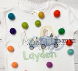 Cozy Coupe Easter Boy Quick Stitch