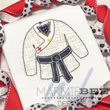 Karate Gi / Uniform Simple Applique