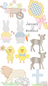 Weekly Bundle January 17th