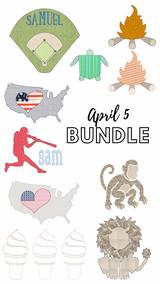 Weekly Bundle April 5th