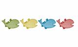 1 Fish 2 Fish Stich Embroidery