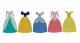 Princess Line Quick Stitch