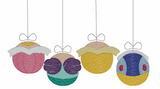 Enchanted Ornaments Quick Stich Embroidery