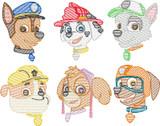 Super Pups Quick Stitch Embroidery