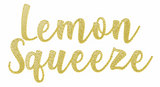 Lemon Squeeze Font Embroidery + BX